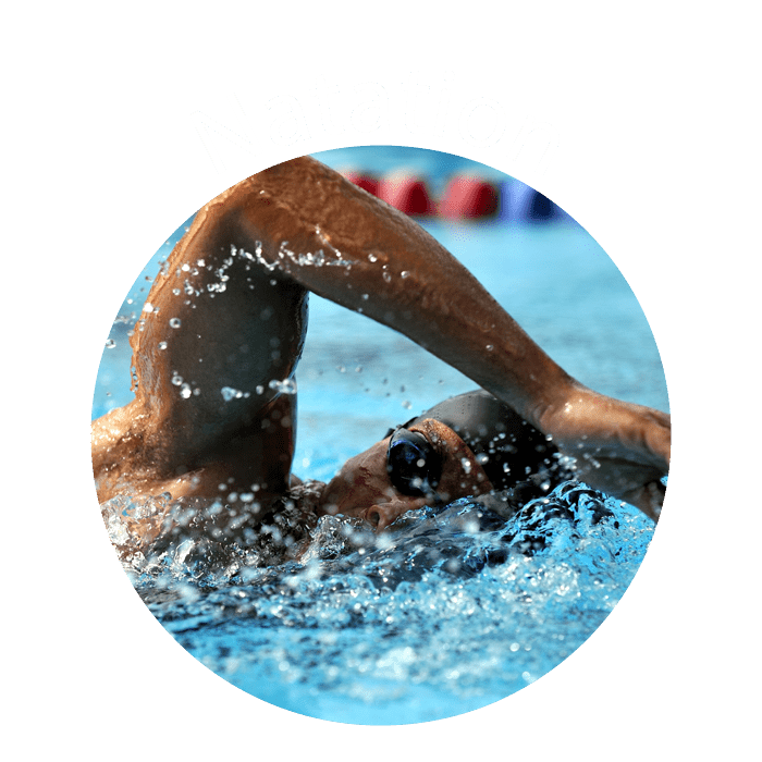 Compétition ou Loisir - Dans nos groupes compétition: Kids, Futura, Junior et Elite, nos nageurs s'entraînent pour atteindre leur rêve de participer aux Jeux Olympiques.
