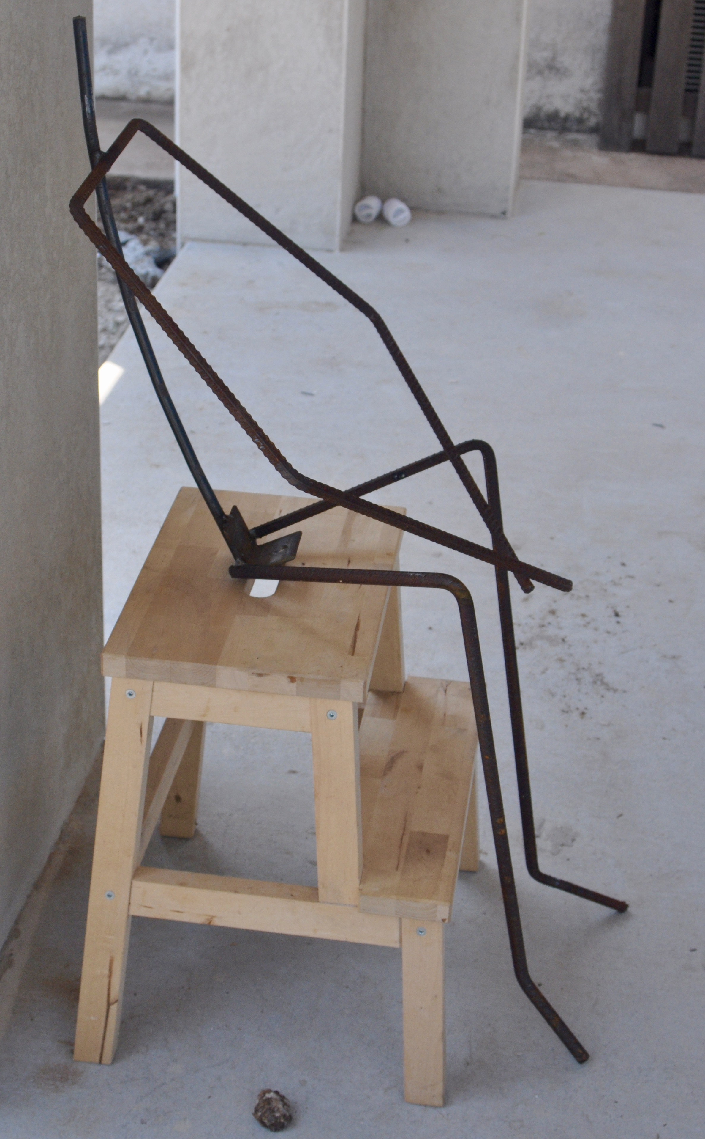 Reinforced steel armature