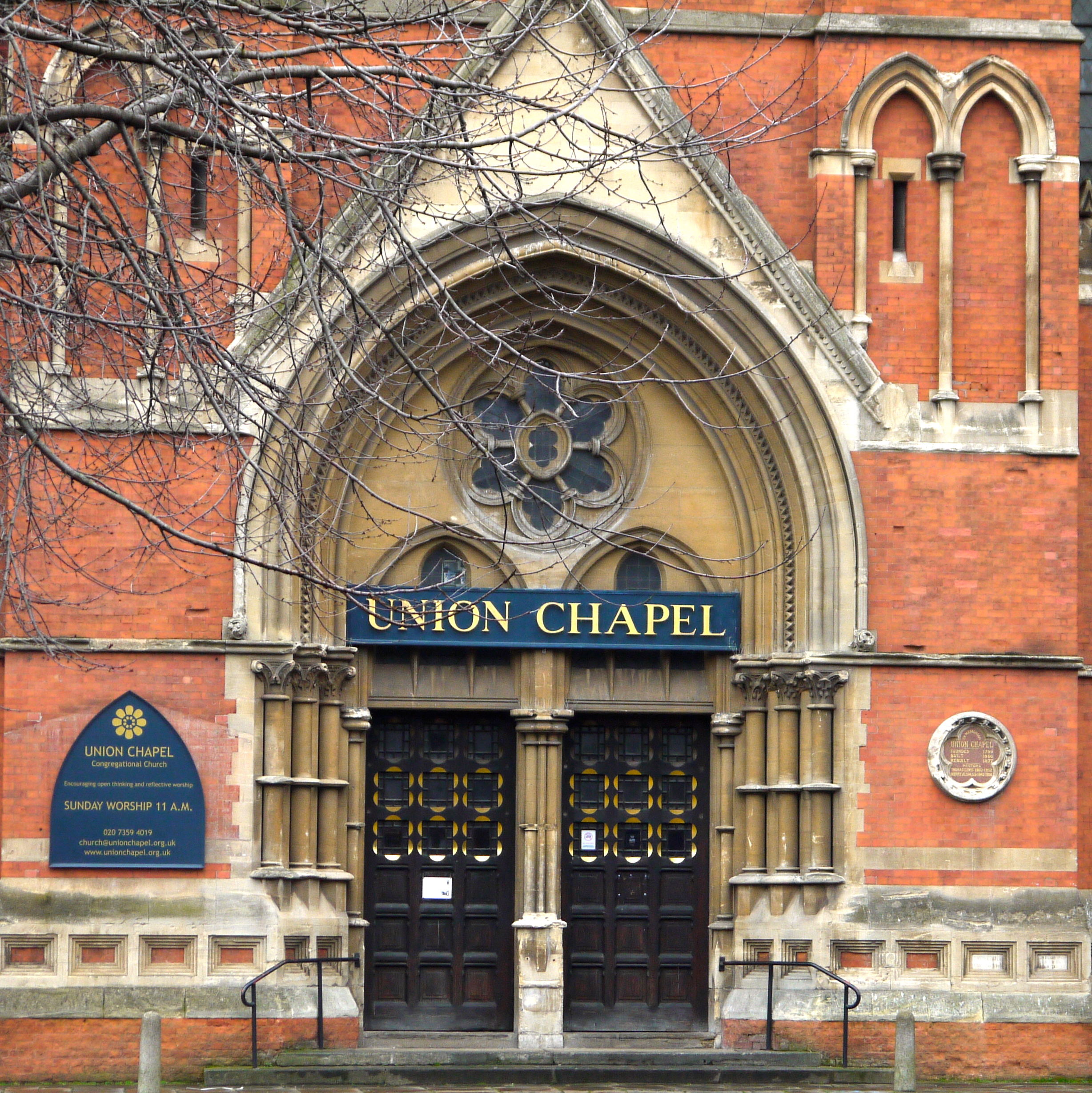 Union Chapel music venue