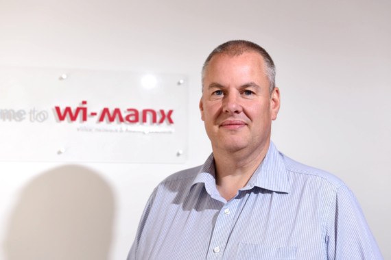 Jason Spooner, Director of Commercial Services, Wi-Manx