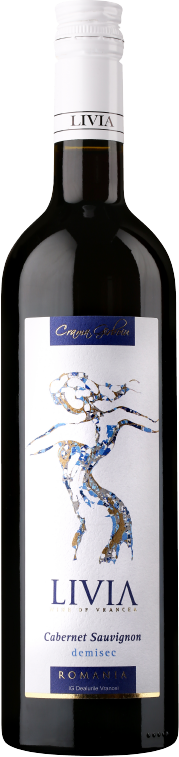 Cabernet Sauvignon   From the beginning, this wine expresses power and virility. The aroma of this wine develops nuances of vanilla, currant and bell peppers. Its body is sustained by the high alcohol level and powerful tannin.