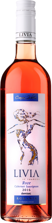 Roze   It's remarkable, first, through its superb colour. While tasting, it combines intense and fresh aromas of rose hip and citrus, with notes of almonds and vanilla. This semi-dry wine is altogether a wine with personality and fruitiness