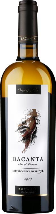 Chardonnay Barrique   Acest Chardonnay Barrique elegant prezinta o aroma complexa si intensa de piersica si fructe exotice cu tuse de vanilie, unt si caramel. Cu o textura onctuoasa datorata maturarii in baricuri frantuzesti echilibrat de o aciditate ridicata, acest vin incanta printr-un post gust foarte lung.  .