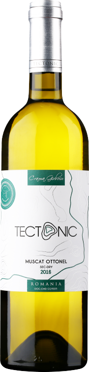 Muscat Ottonel   A highly aromatic wine with hints of ripe peaches, developing an aromatic palate of candied fruit and honeycomb. A dry wine with a fresh finish.