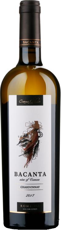 Chardonnay 2017   Acest chardonnay elegant prezinta o aroma complexa de mar, para si piersica alba completata de mireasma notelor exotice de anason, coaja de portocala si smochine confiate. Textura onctuoasa, datorata fermentarii malolactice, ce imbina in mod placut aciditatea modica cu corpolenta vinului. Intens si echilibrat, acest vin impresioneaza printr-un post gust foarte lung.