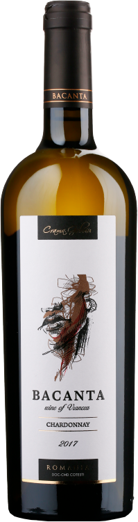 Chardonnay 2017   This elegant Chardonnay presents complex aromas of apple, pear and white peach completed by the exotic notes of aniseed, orange peel, and candied figs. The unctuous texture, given by the malolactic fermentation which pleasantly combines the mild acidity with the full-bodiness of the wine. Intense and balanced, this wine impresses with a very long after taste.