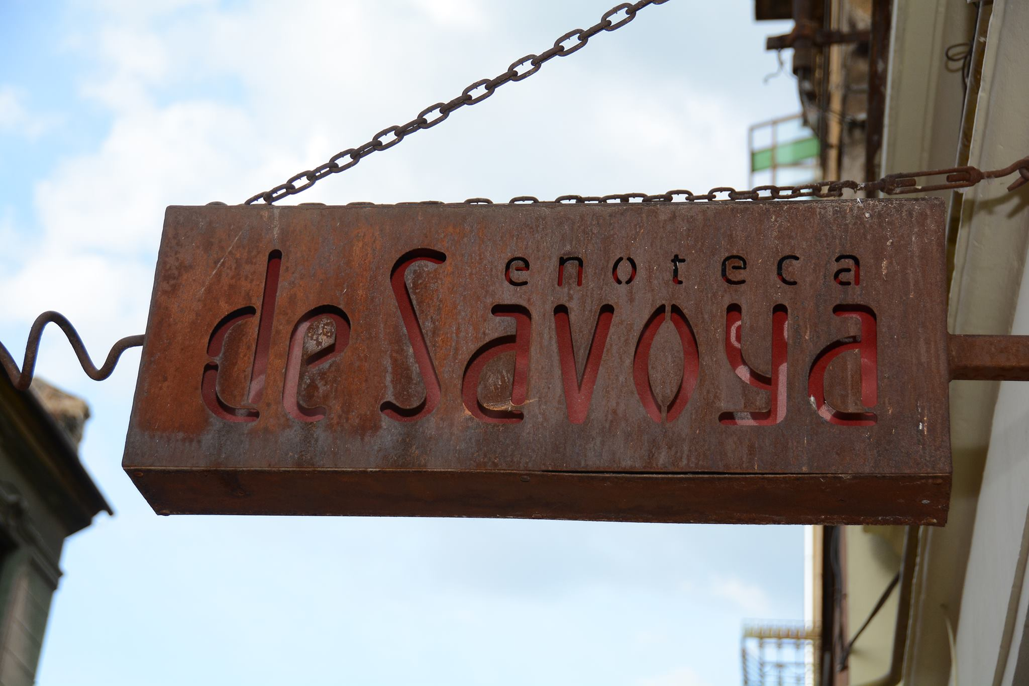Enoteca de Savoya