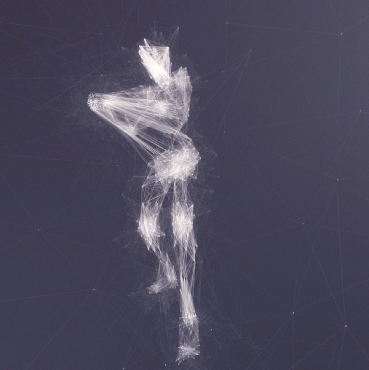 The Dancer - animation by Timo Fecher