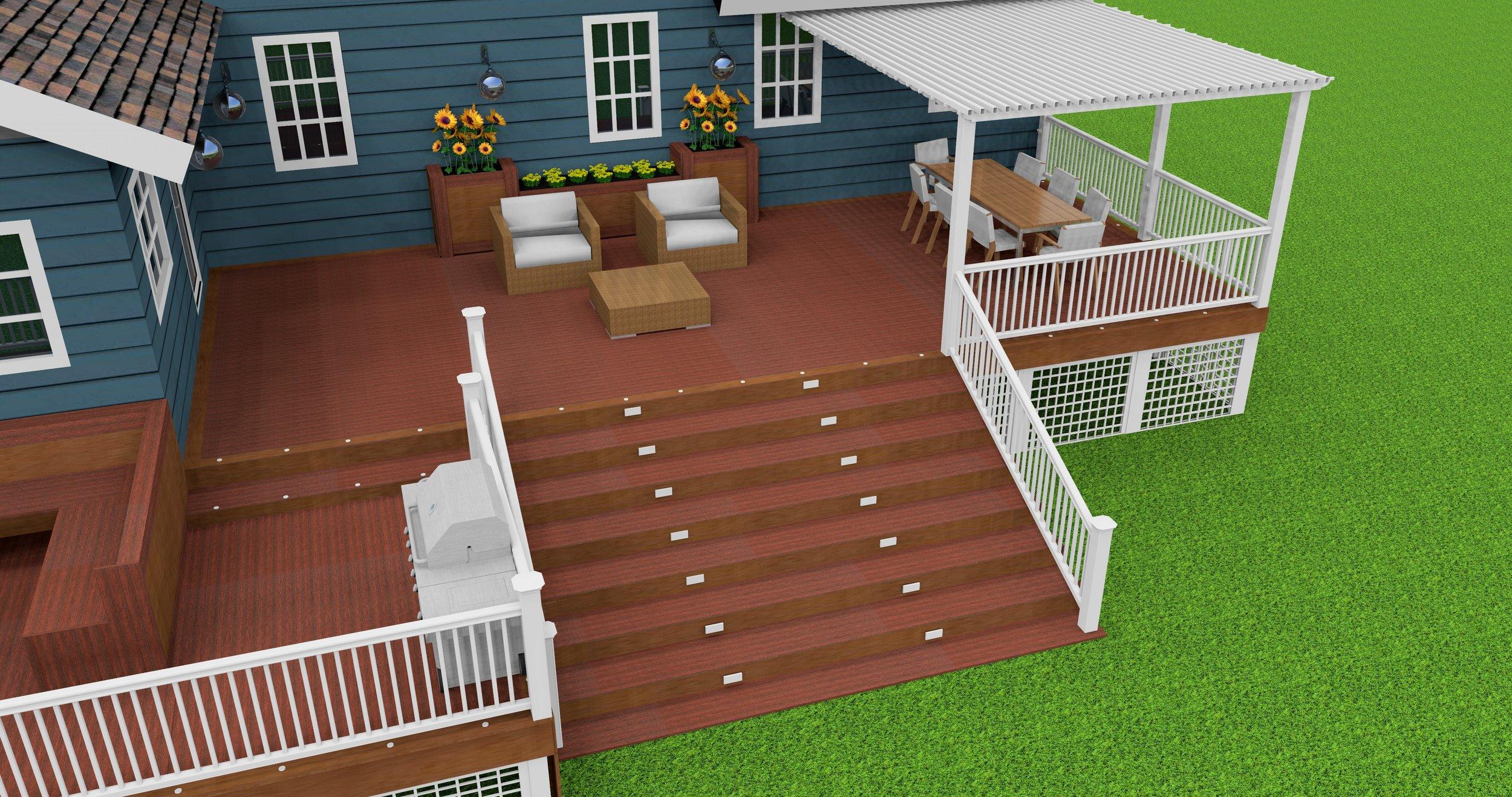 3D Design for Kentucky Project