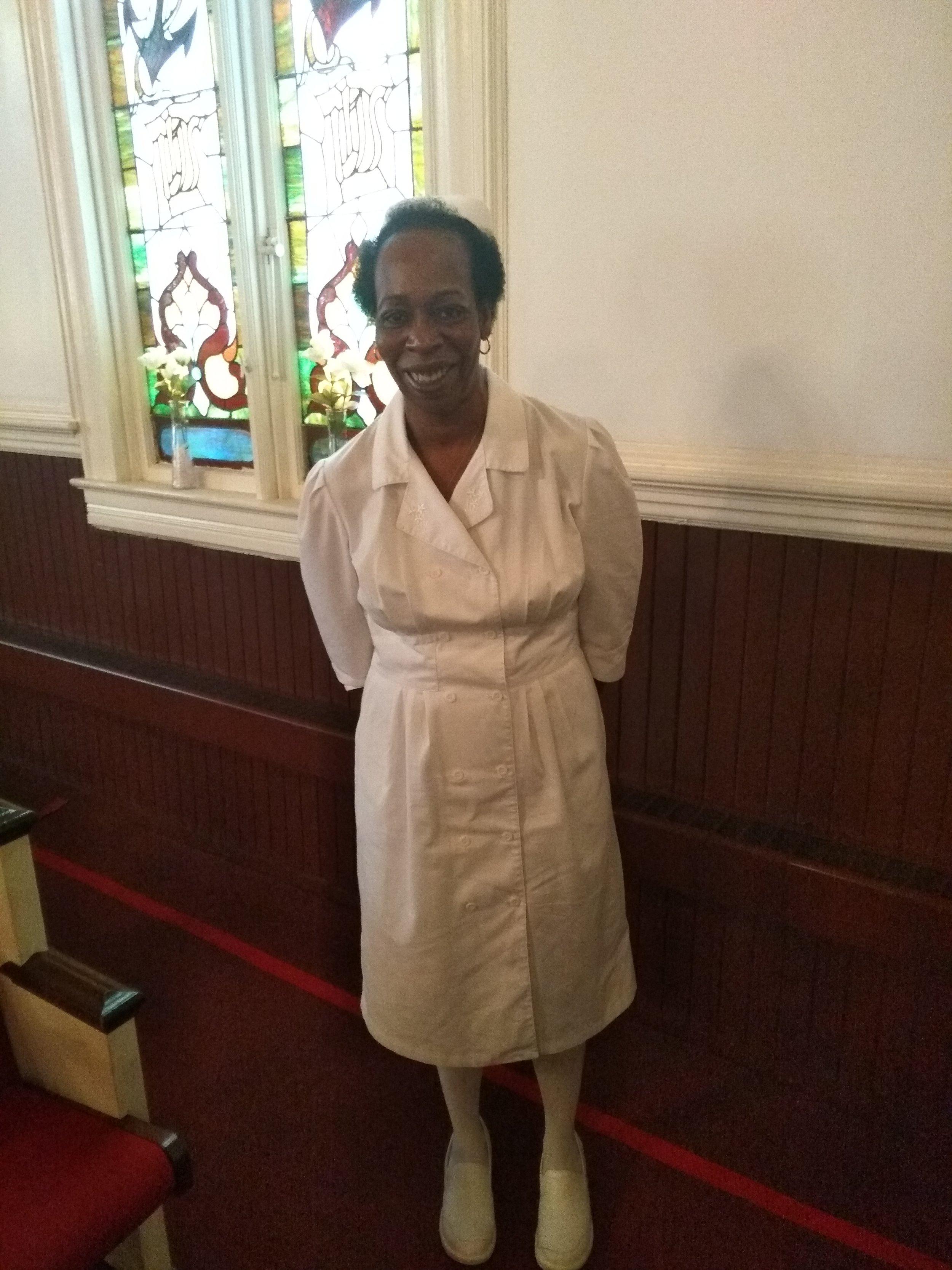 Nurse's Guild: Sister Thompson