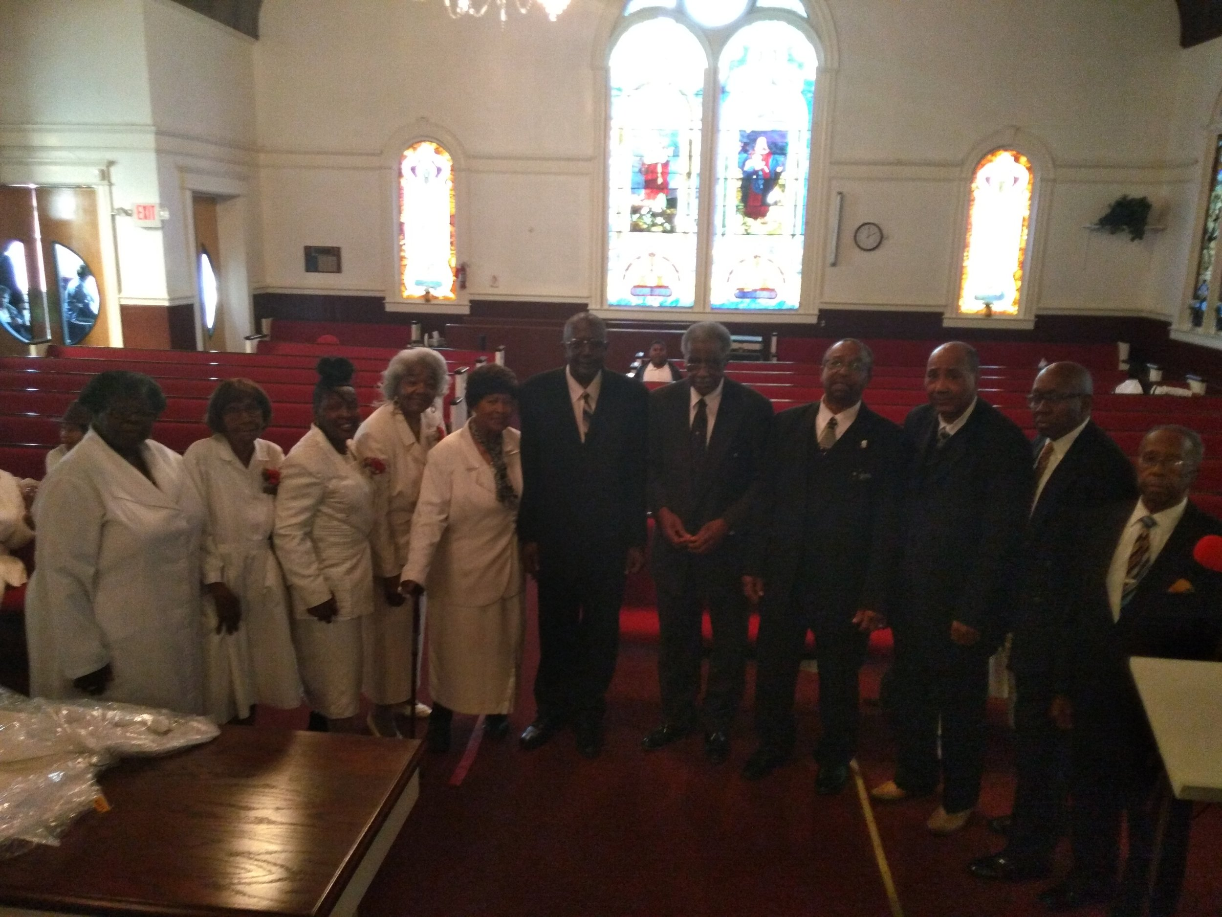 Deacons and Deaconesses
