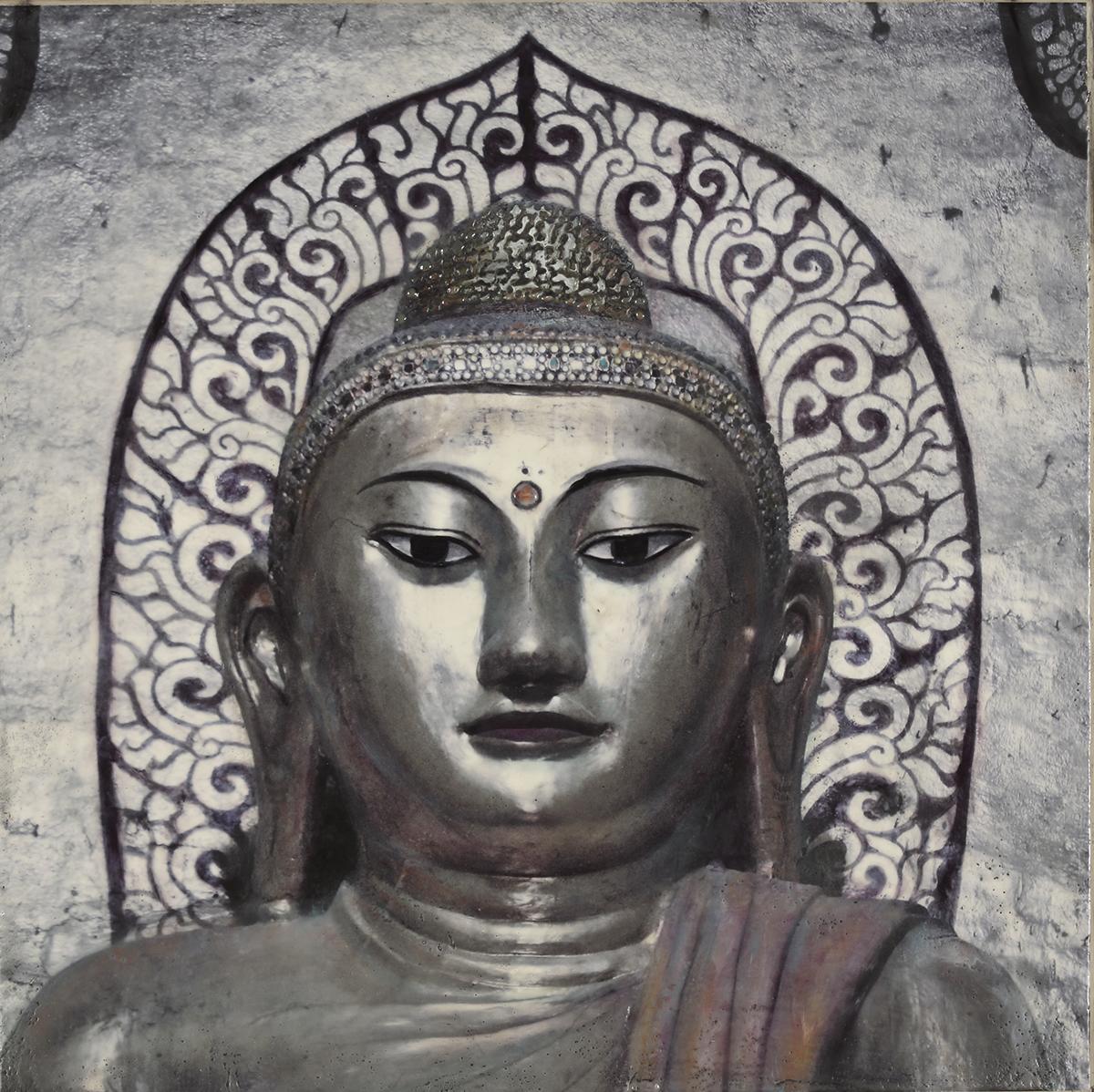 Burmese Buddha IV