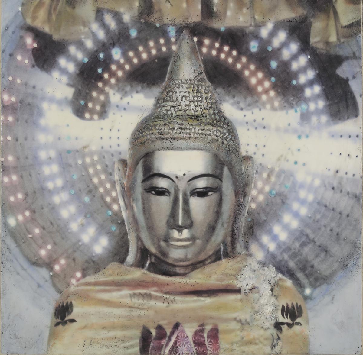 Burmese Buddha V