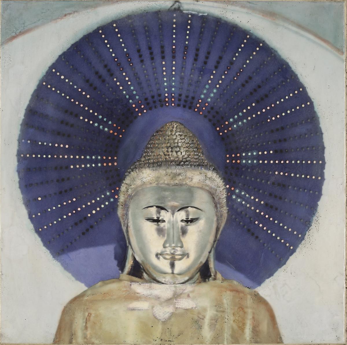 Burmese Buddha VI