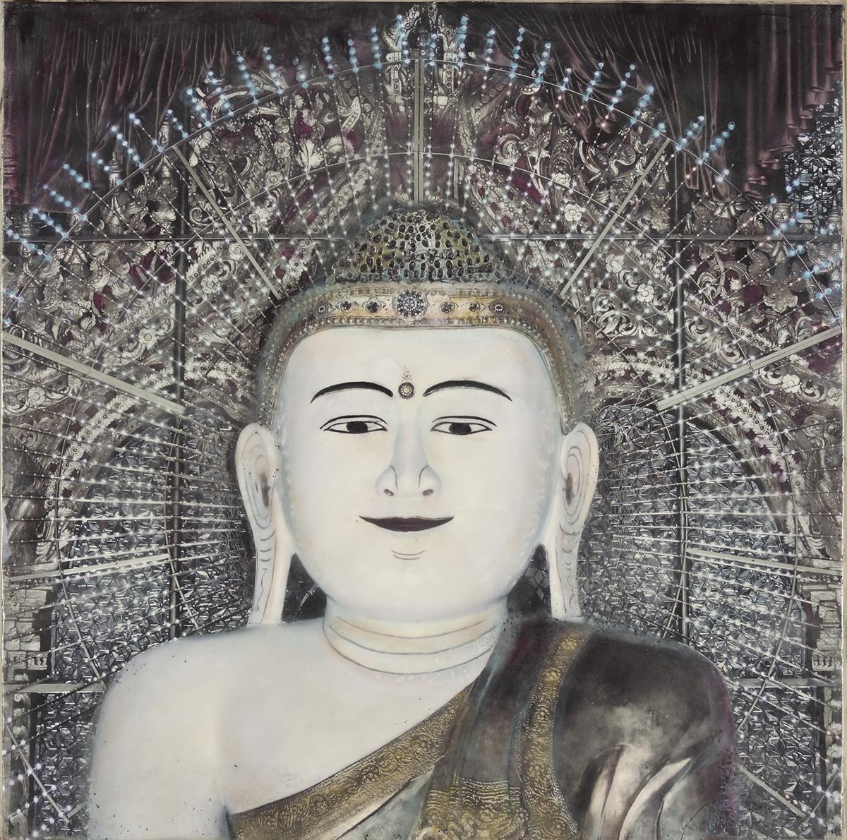 Burmese Buddha IX