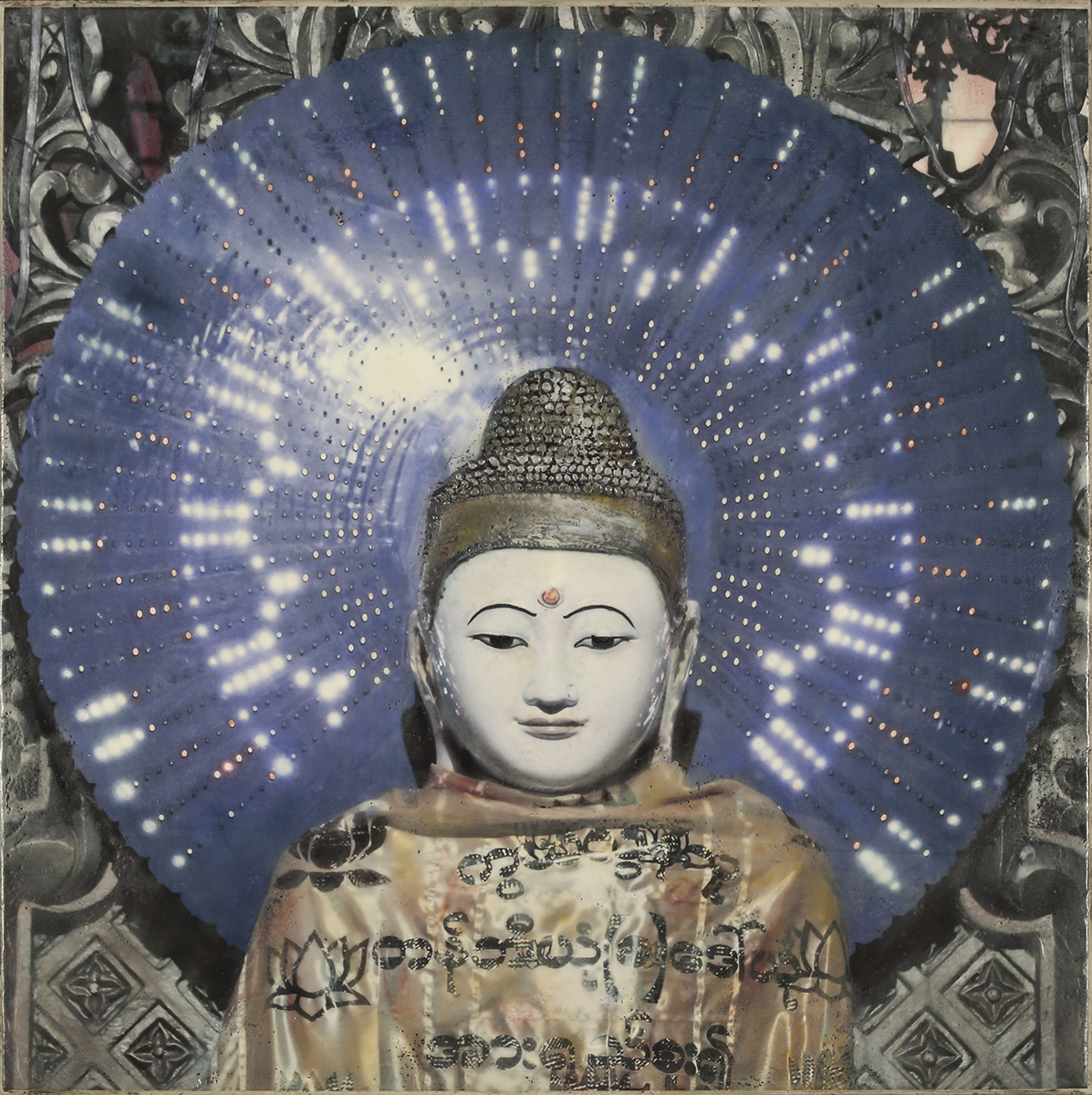 Burmese Buddha X