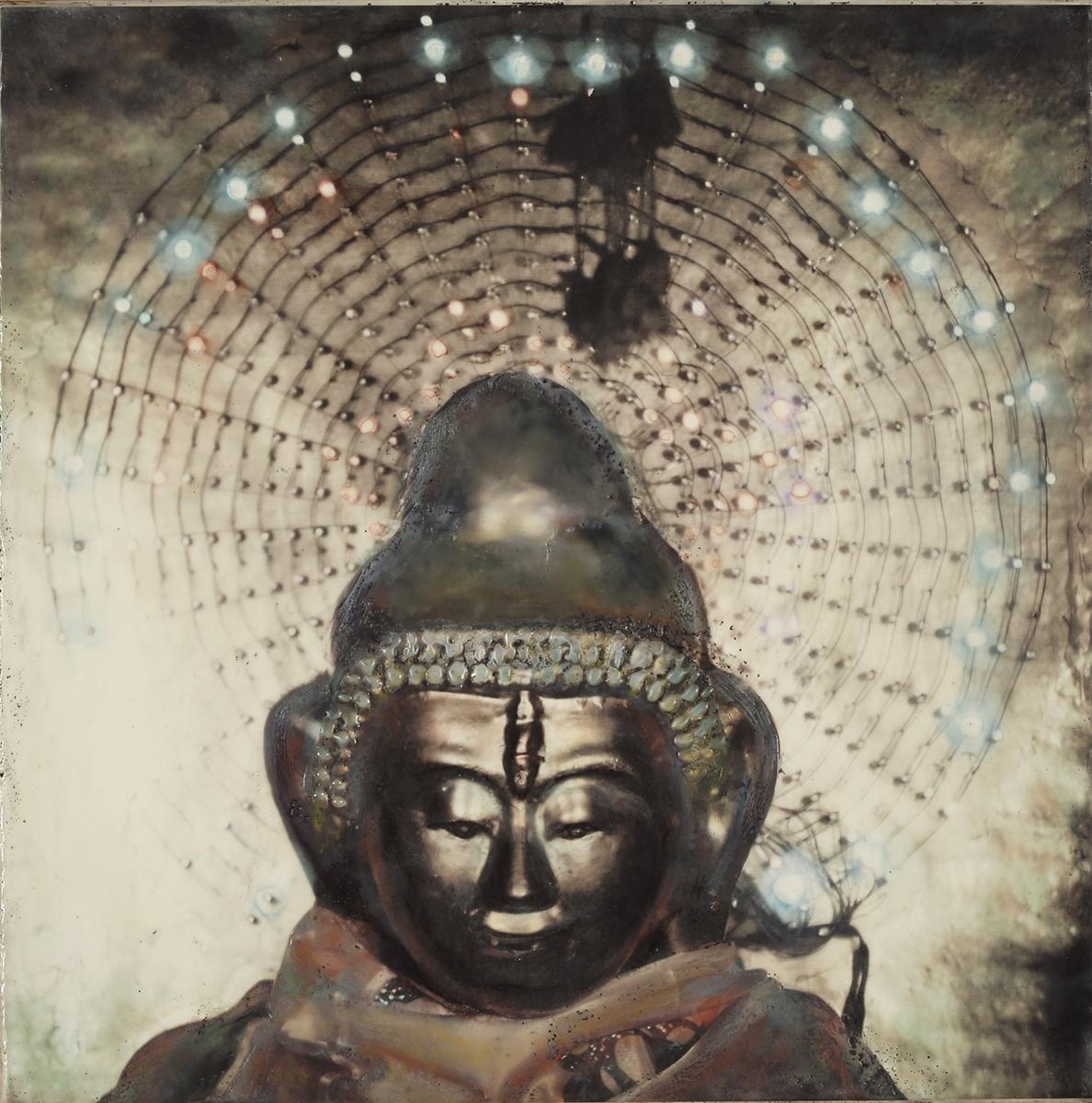 Burmese Buddha XII