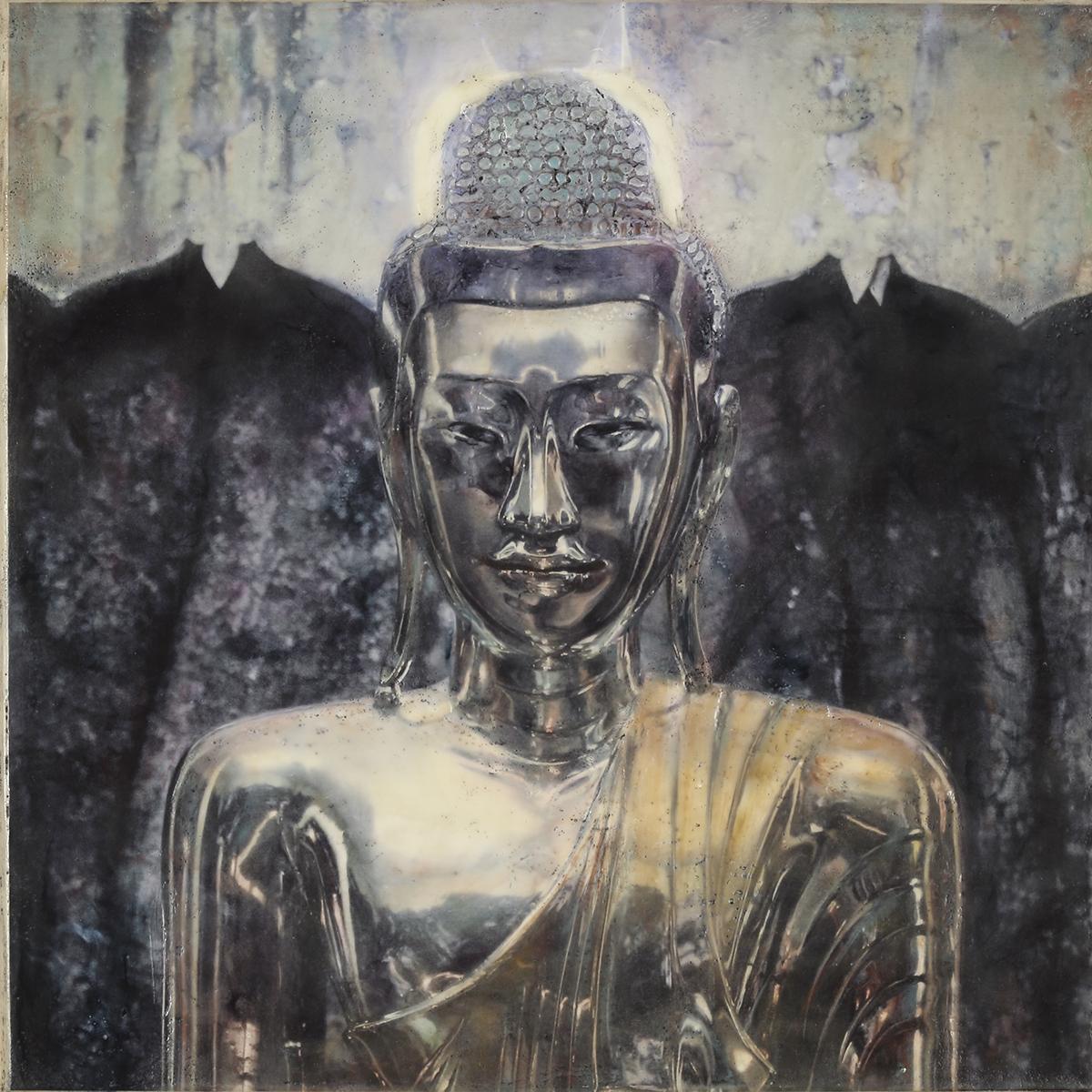Burmese Buddha XVI