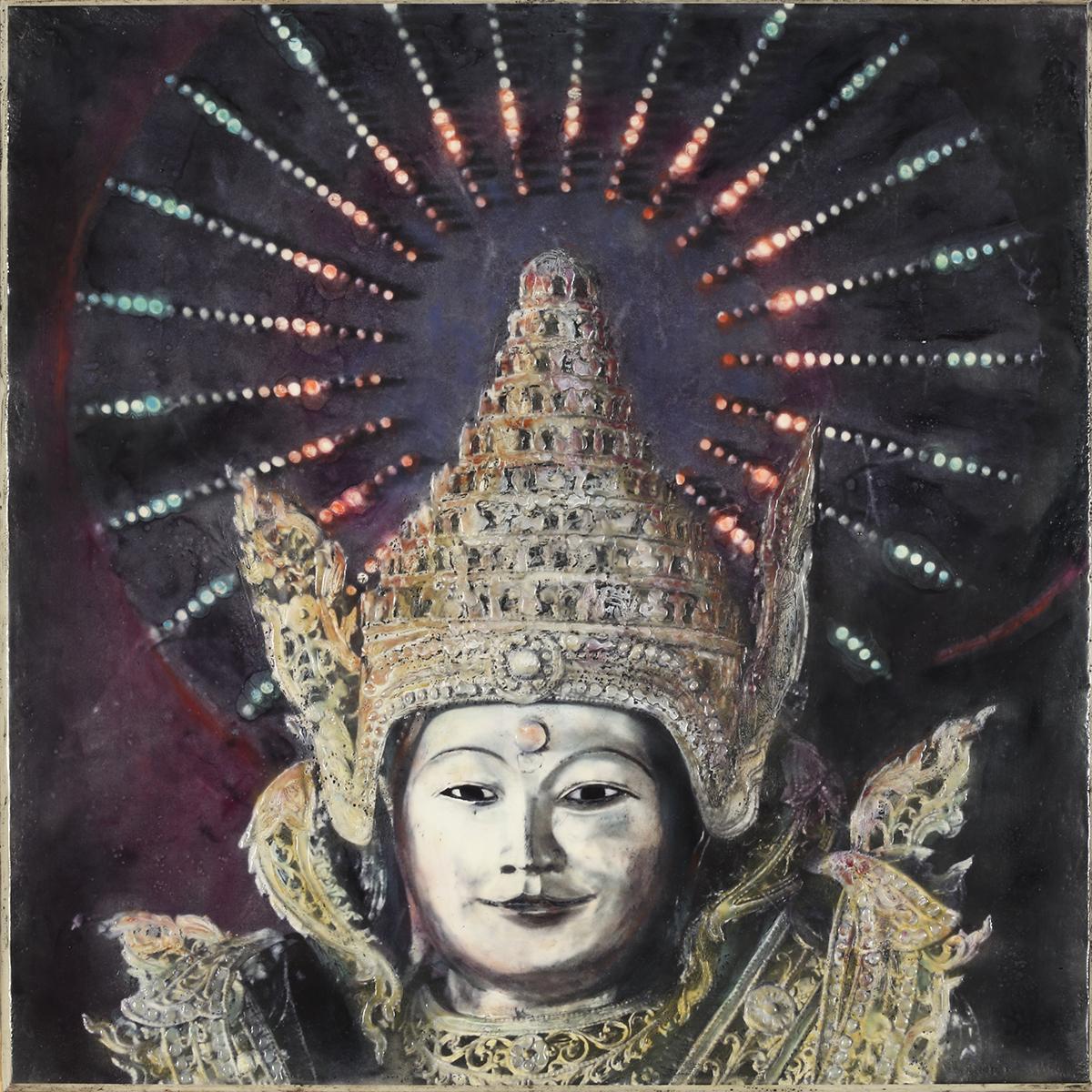 Burmese Buddha XVIII