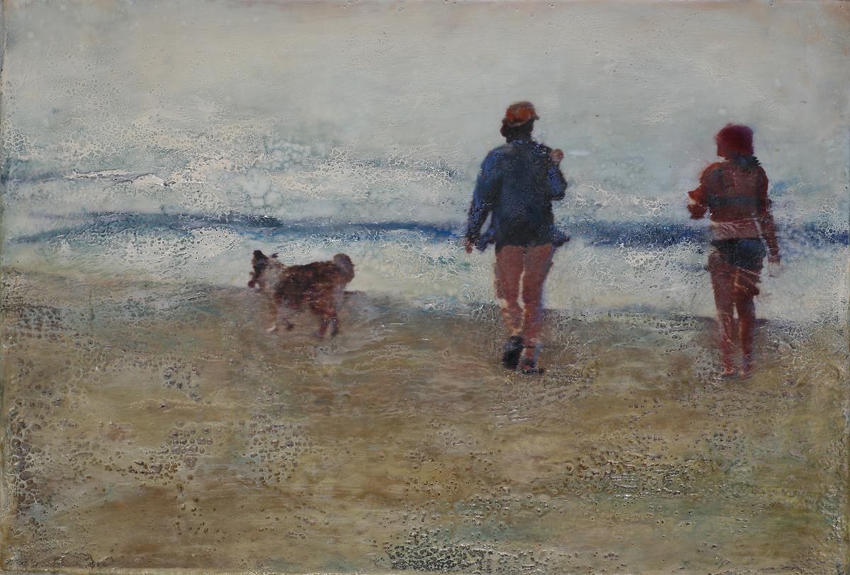 Beach Walk III
