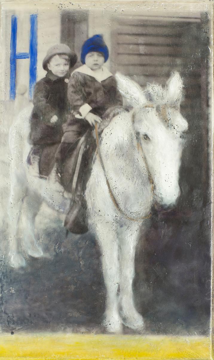 Vestiges IV (H is for Horse)