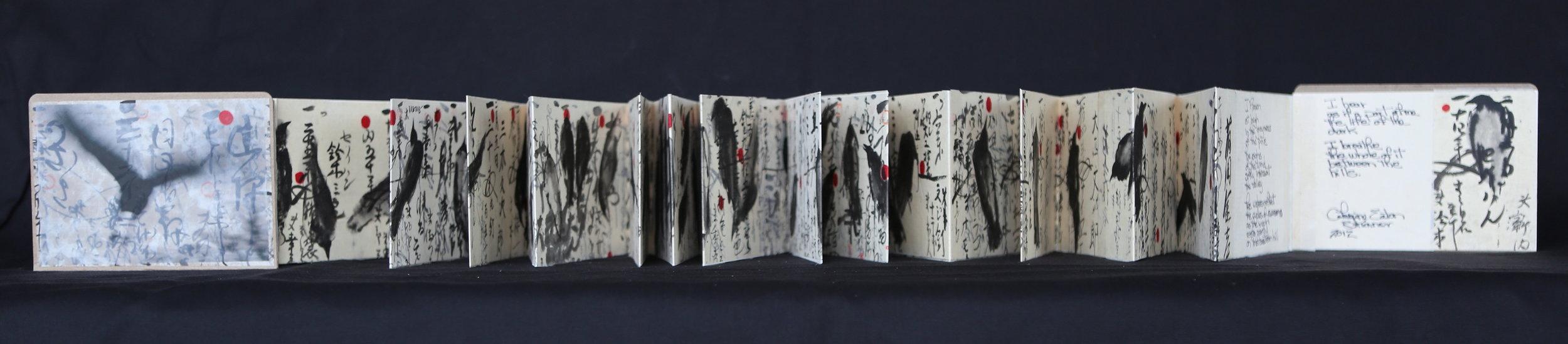108 Raven Chronicles Book