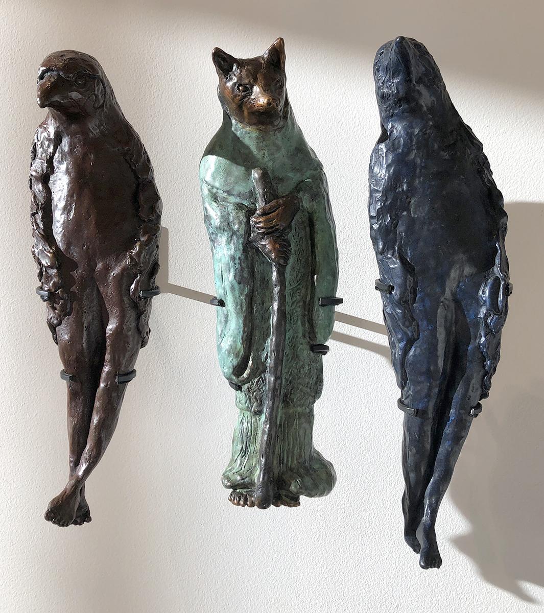 Falcon/Horus II, Kitsune III, Birdman IX, Trio