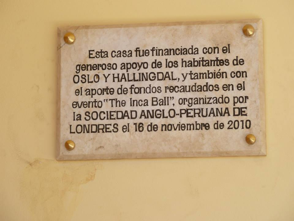 Inca Ball SOS house in Juliaca plaque copy.jpg