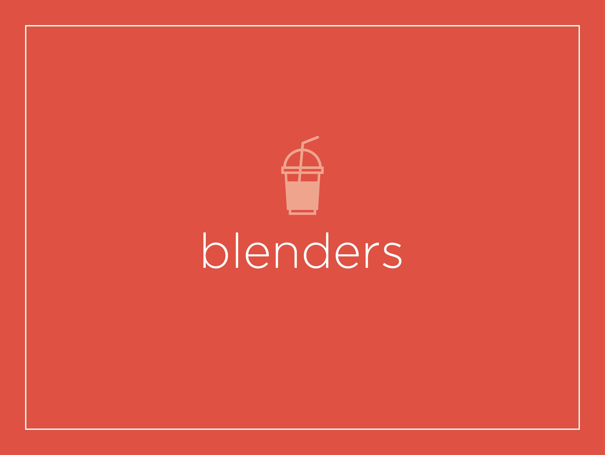 - [our house blended frozen beverages]mocha blender: 3.75 | 4.25 | 4.75cappuccino blender: 3.75 | 4.25 | 4.75caramel blender: 3.75 | 4.25 | 4.75strawberries & cream: 3.75 | 4.25 | 4.75chai blender: 3.75 | 4.25 | 4.75