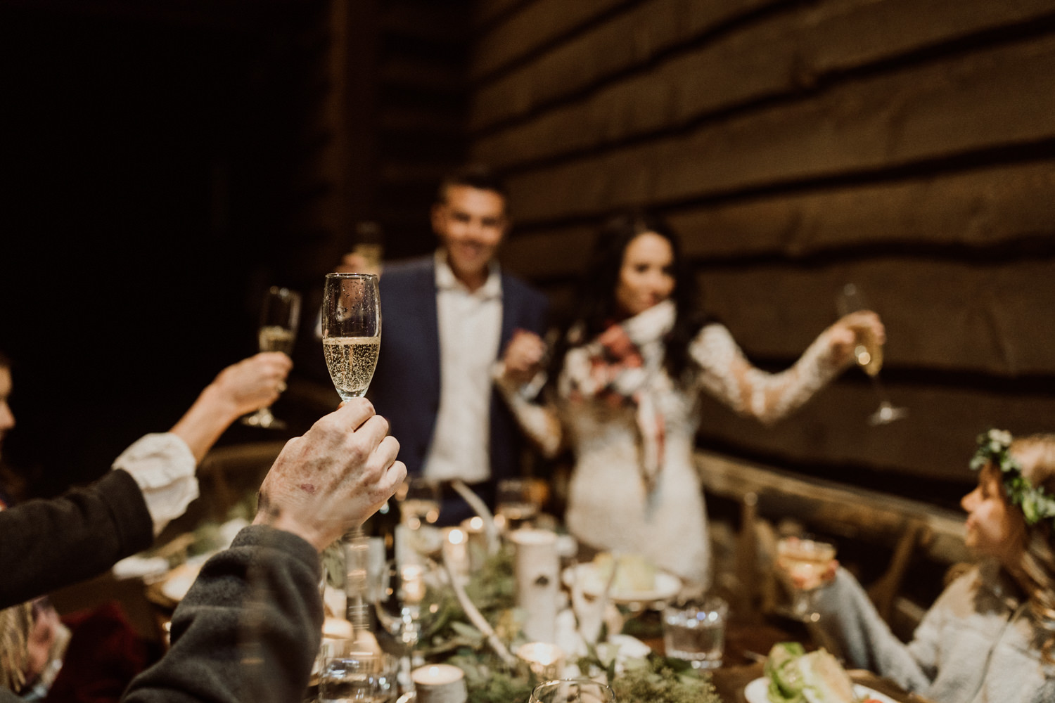 Elopement at Sapphire Point