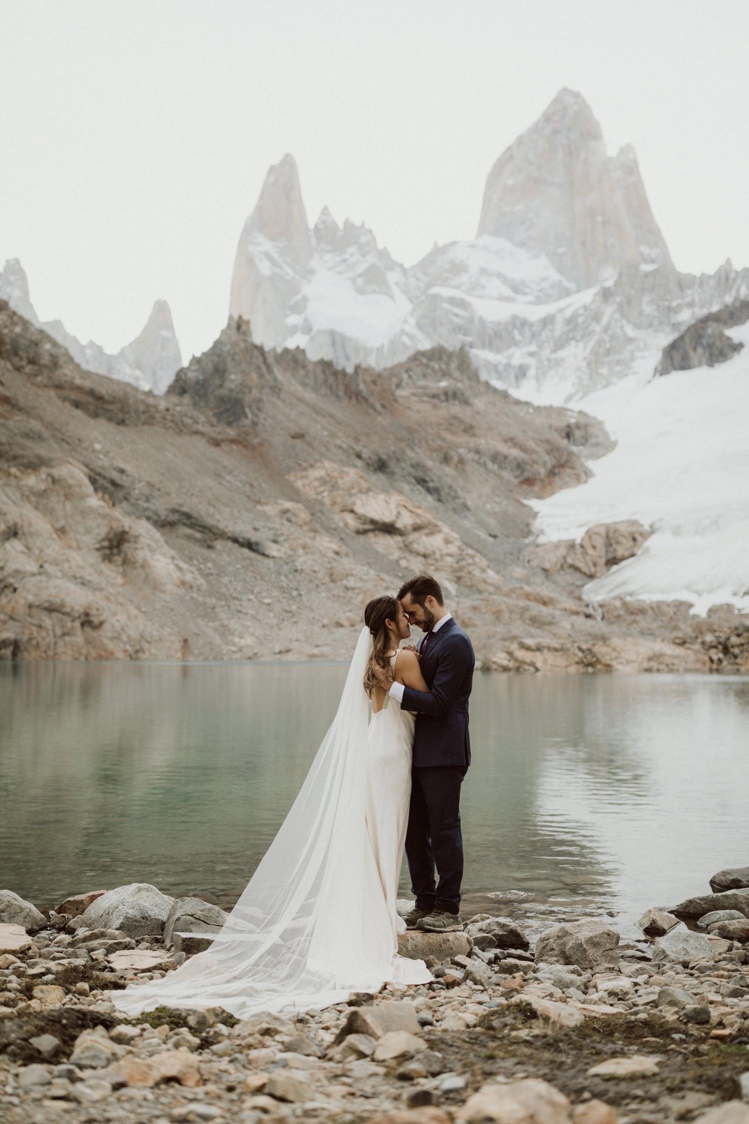 patagonia elopement