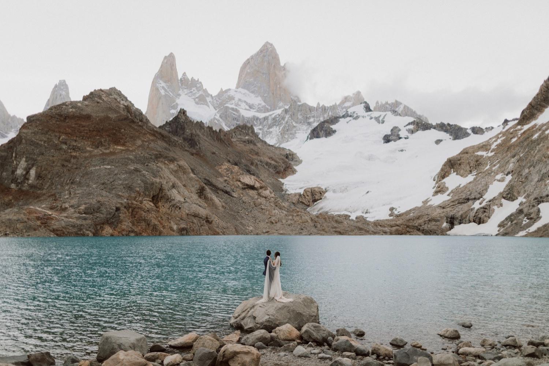 patagonia wedding