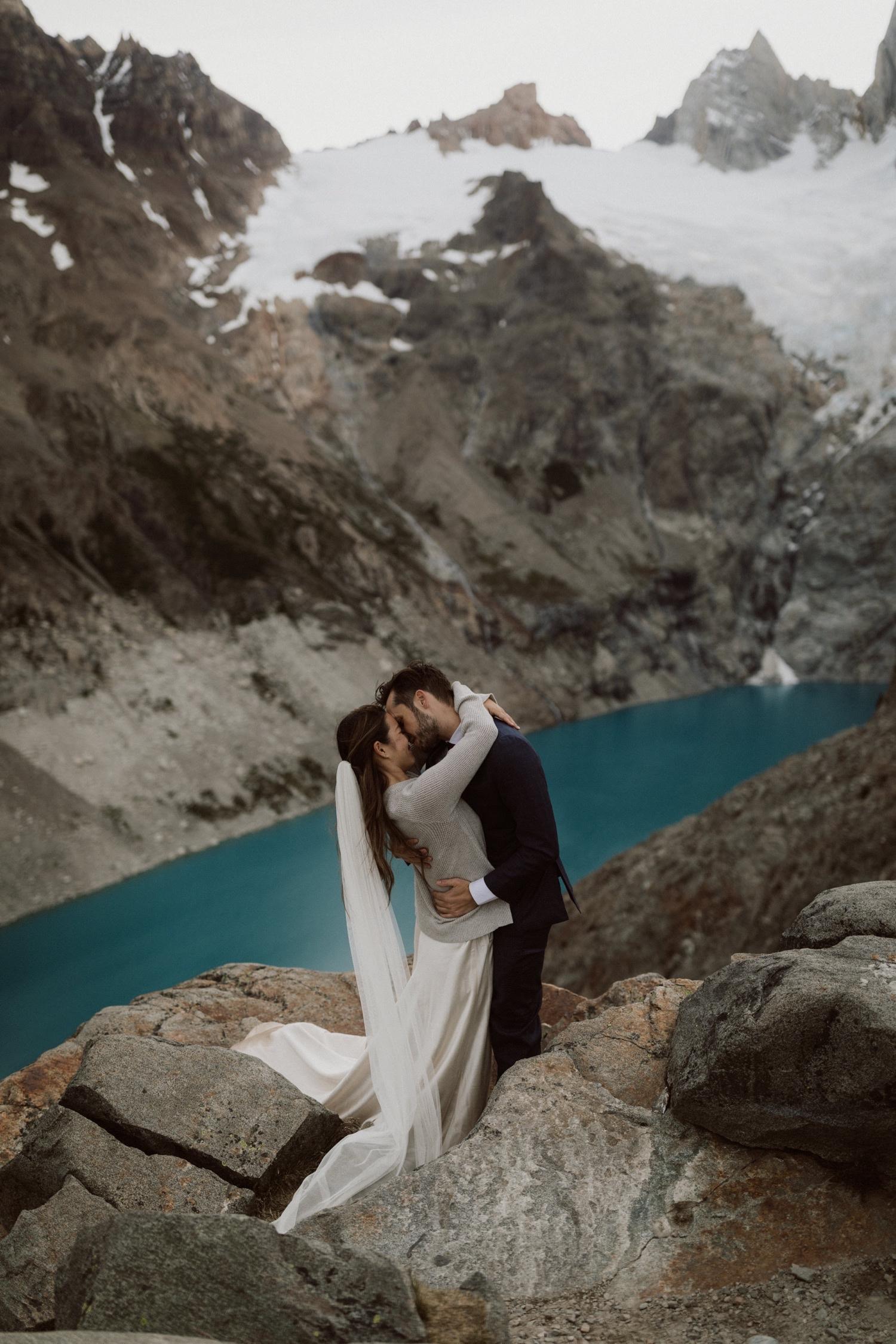 el Chalten elopement