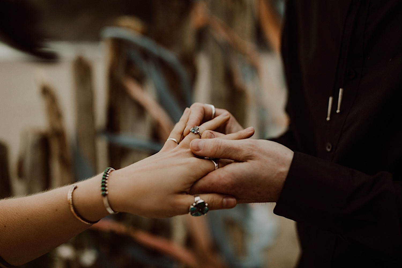 Wedding Ring Inspiration Near Portland