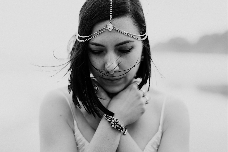 Beautiful Oregon Bride