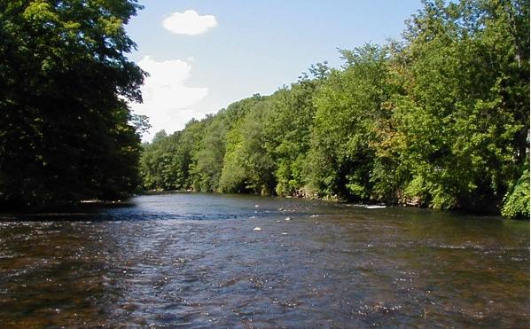 East Branch Delaware River, New York