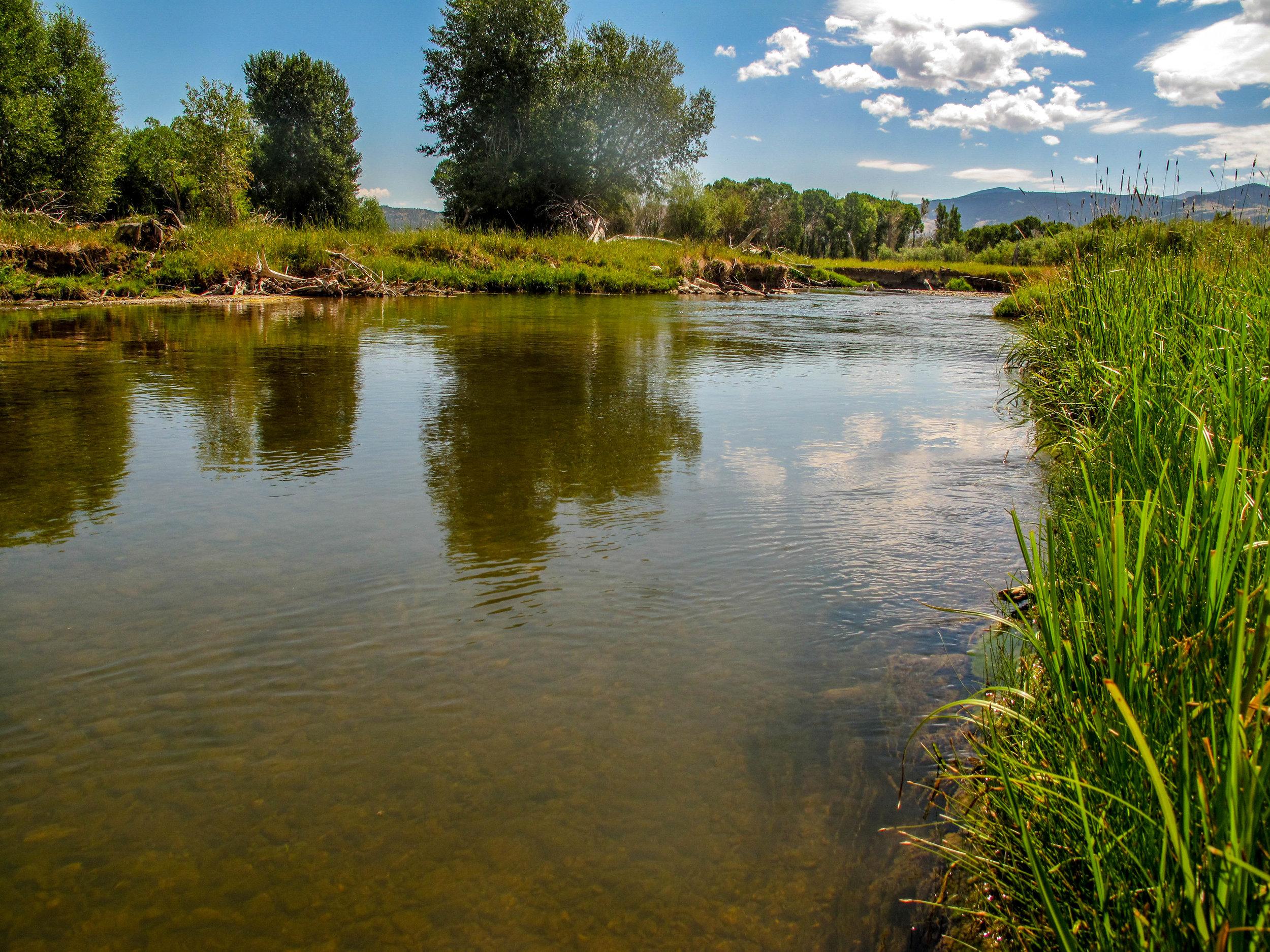 Ruby River, Alder, Montana