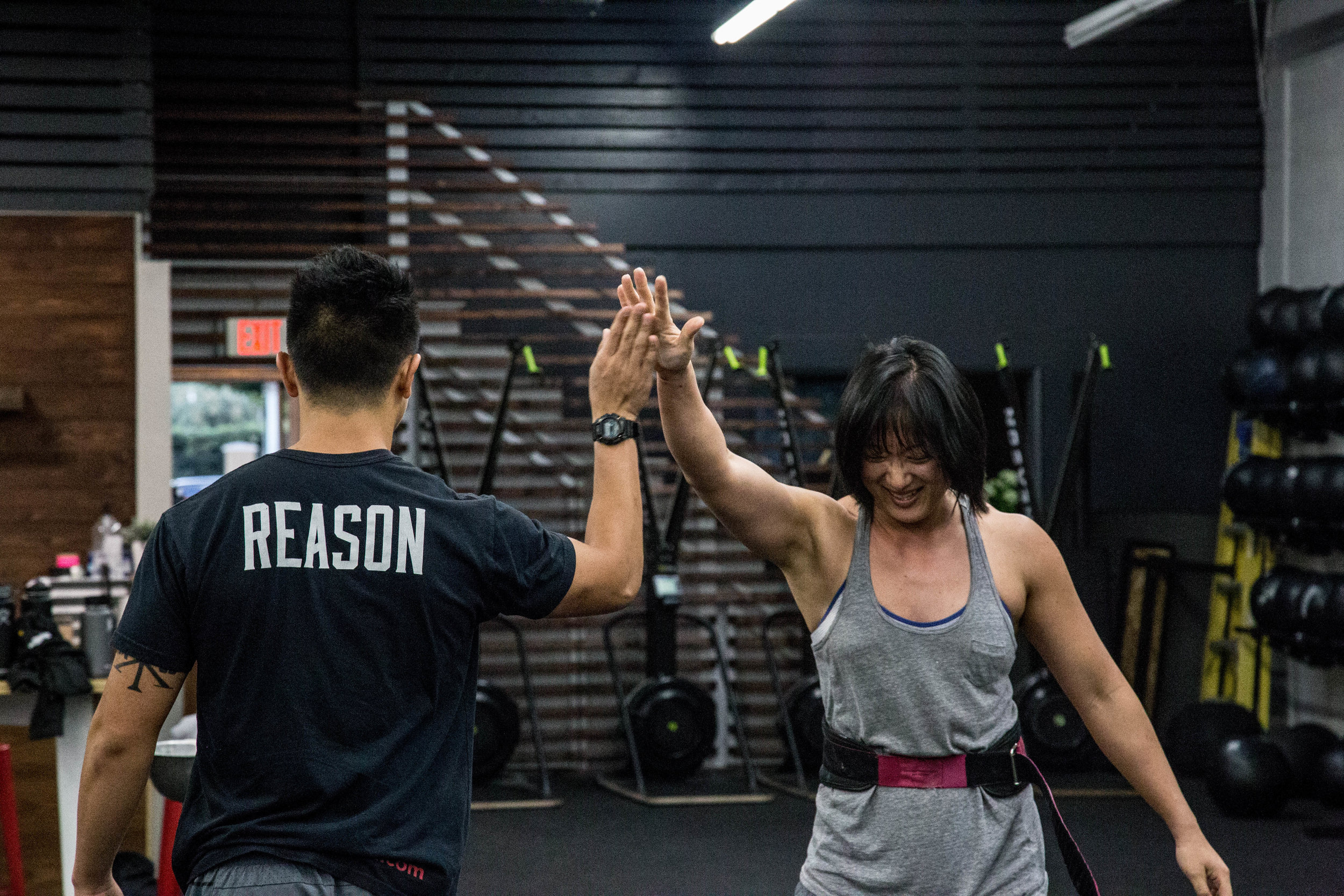 Start with a Free Consultation - Assess your fitness. Set some goals. Determine your path.