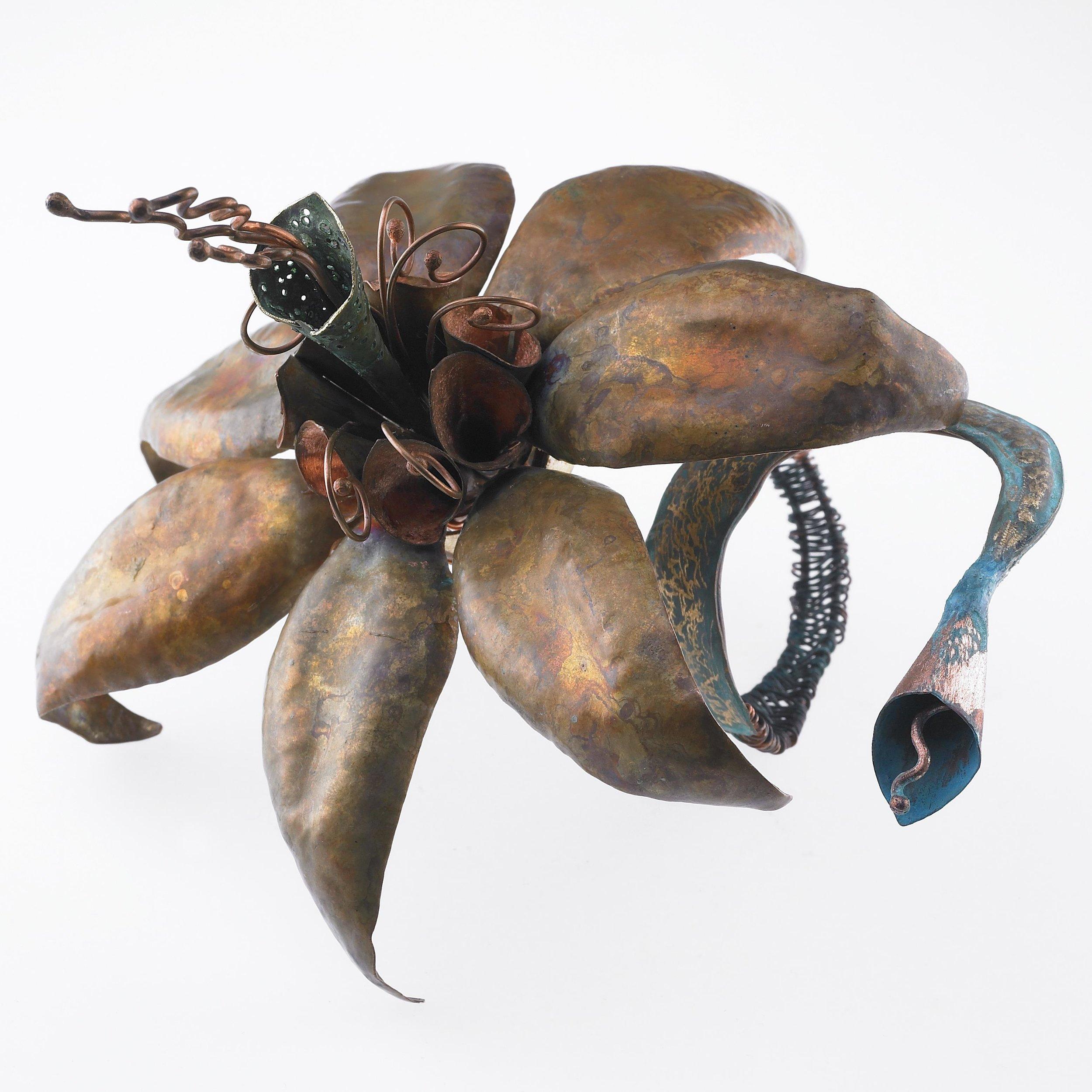 Finalist - Emerging Artist  Allison Cunniff  Barrington, IL, USA