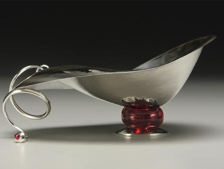 Finalist - Hollowware  Marilyn Bailey  Hendersonville, NC, USA