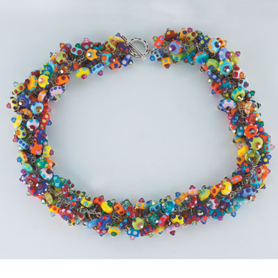 Second Place — Beads Category