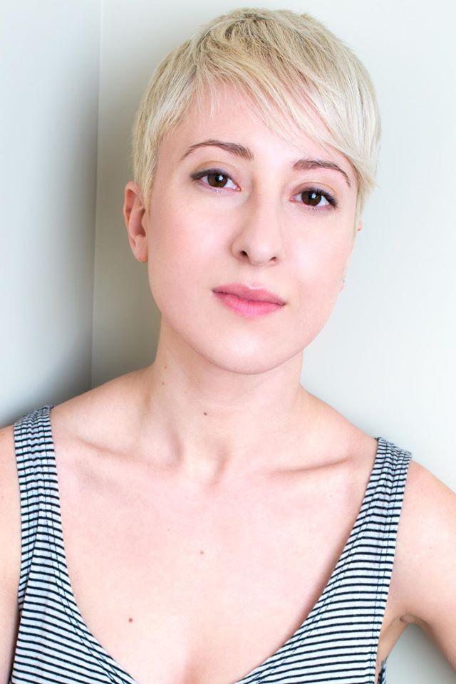 Anna Fikhman as PROXY