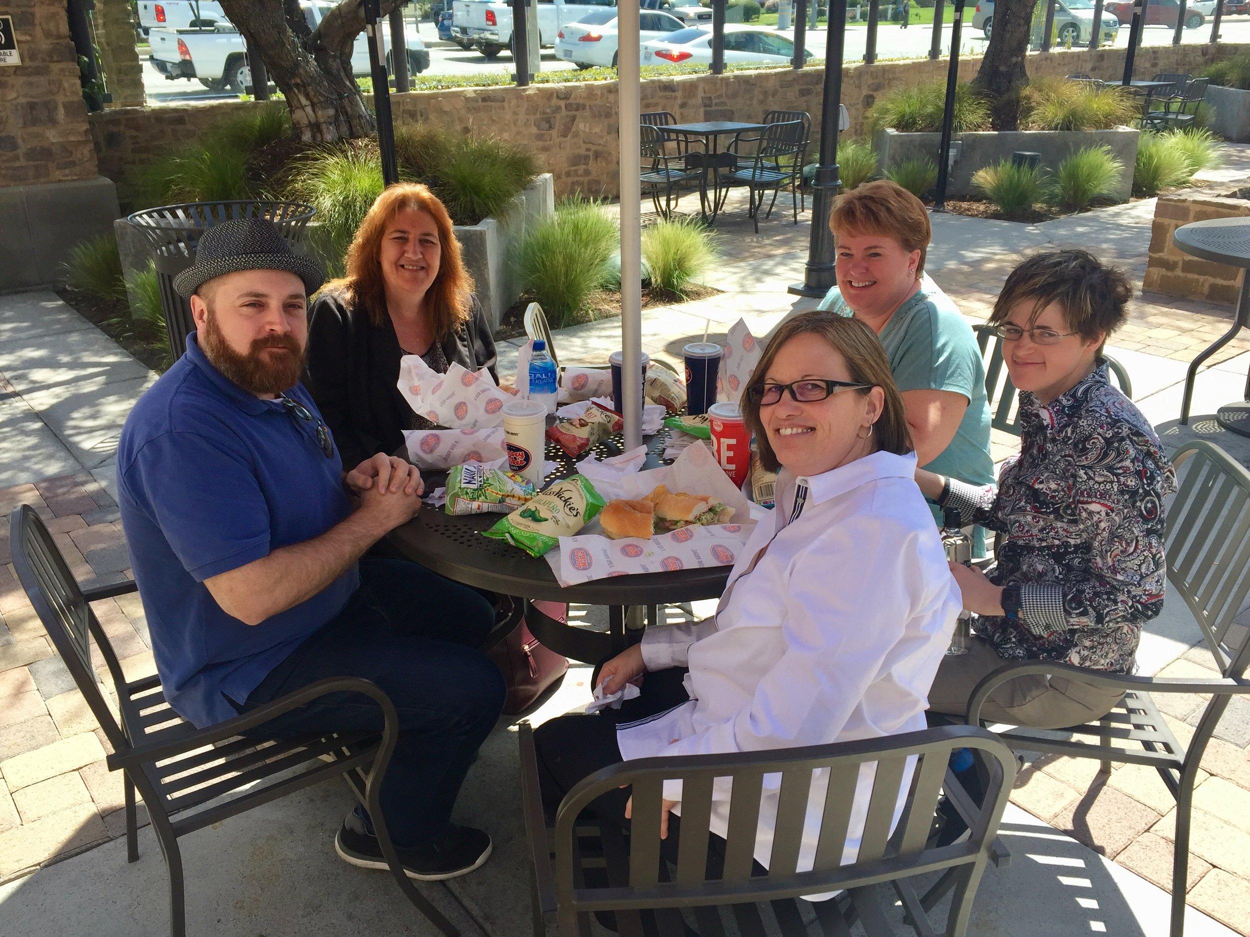 Arrowhead Lunch_April 2018.JPG