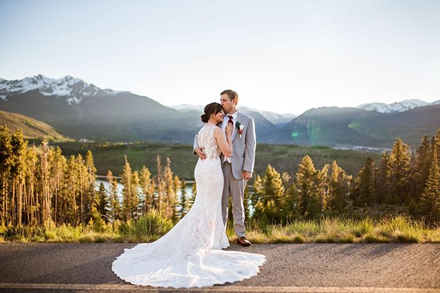 Someone pinch me! I can't believe this is real life and I had the opportunity to capture the love between these two, in Colorado on a mountain! I can't wait to put out a sneak peek this week!