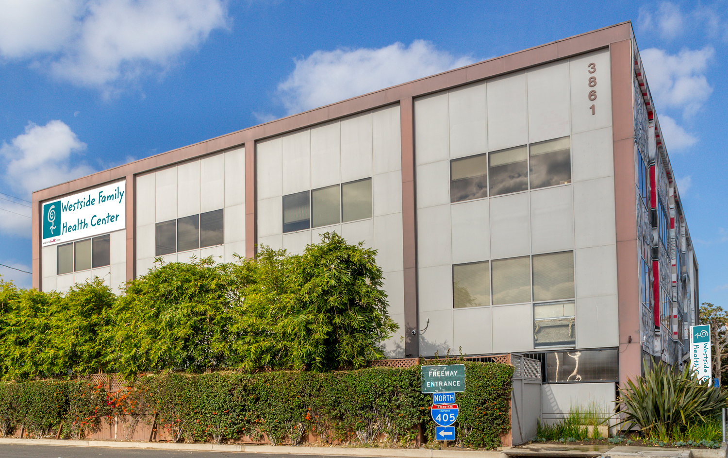 WFHC's New Site in Culver City