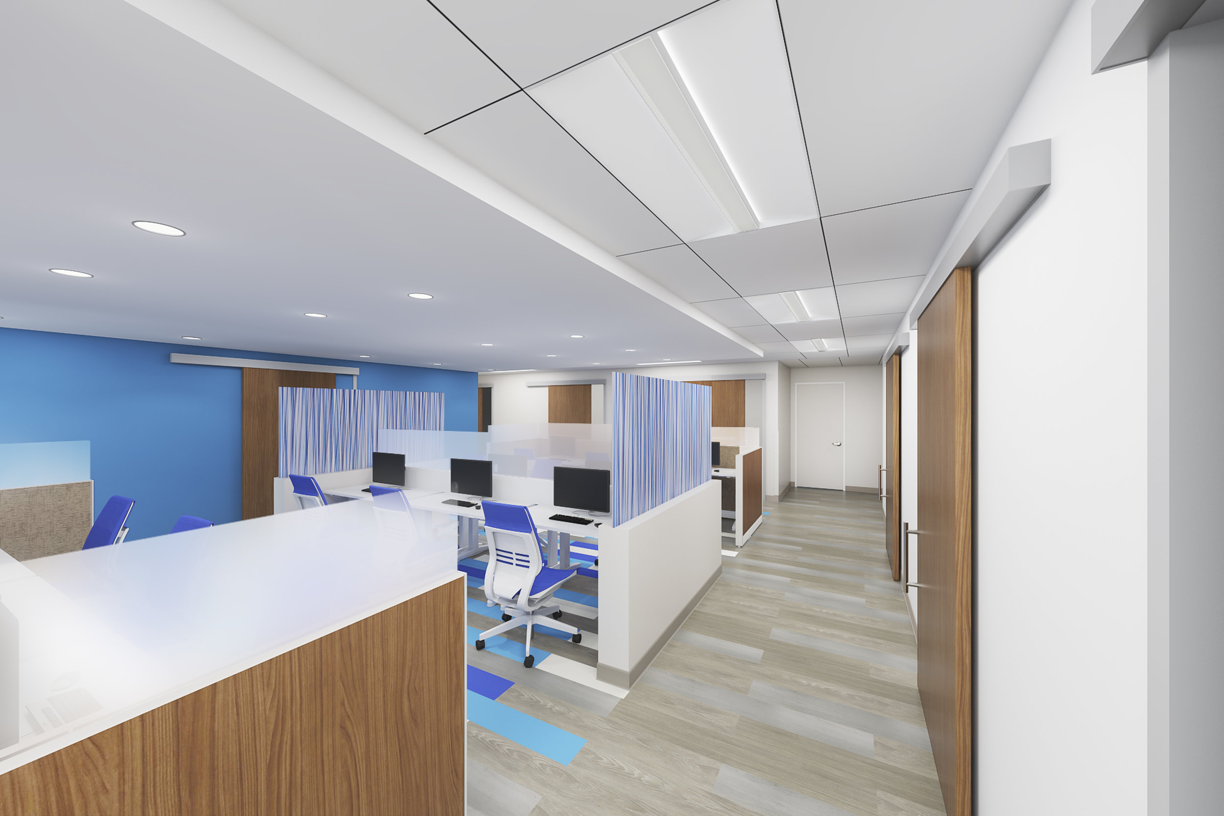Clinic Pod Spaces