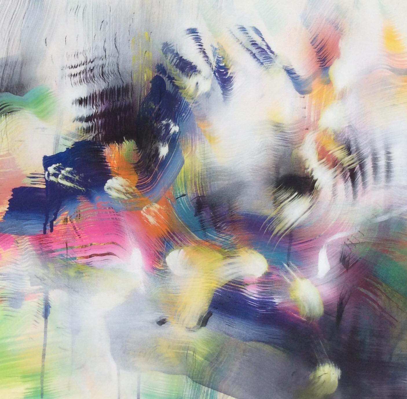 23''x 23'' Acrylic on canvas  $585