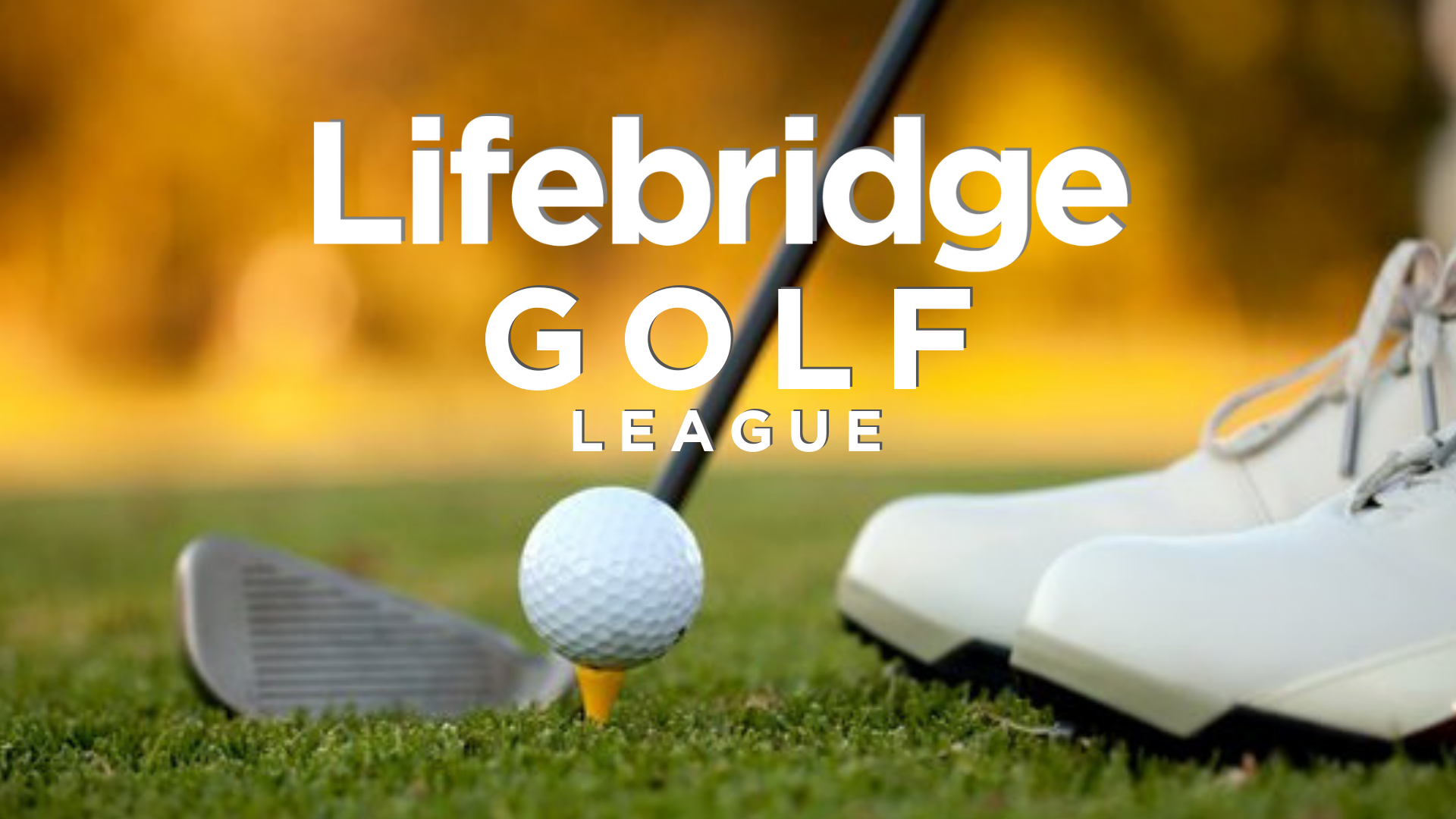 Come Tee off with Lifebridge's Golf League. Hosted once a month at Orange County National this Co-ed group gets together for fellowship fresh-air and fun. For more information and sign up contact Bobby Pinson at (407) 301 - 2512 or by email at bobby@purewaterchanges.com