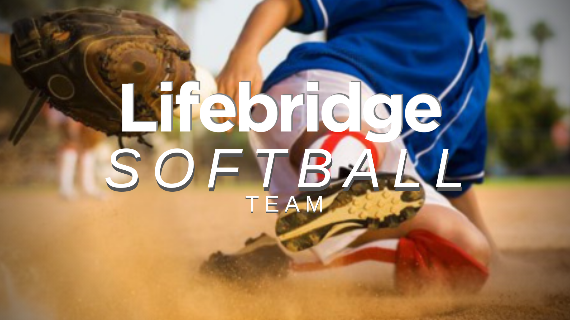 Our church softball team has three seasons throughout the year. Right now, we have one team and that team is full, but we are hoping to add more teams so You are invited to join Lifebridge's softball team as they compete against other church teams in the area. All skill levels are welcome and the game are always played with fellowship and relationship building being the end goal.