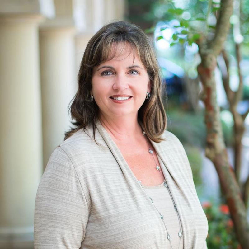 Lyn Burch - Children's Ministry Director